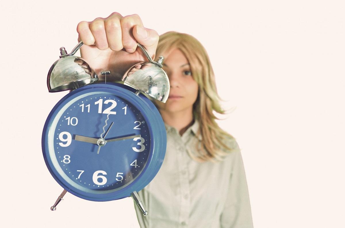 でも時間を守らないのは良くない!