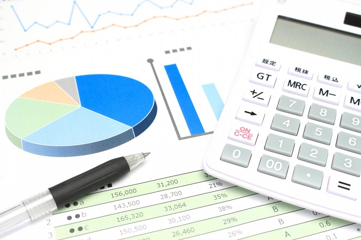 経理(仕入れ値、販売価格、経費、確定申告)
