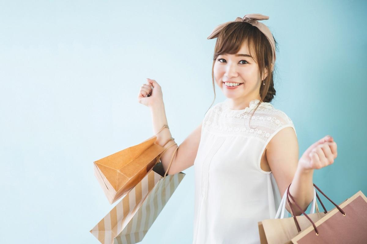 5と0のつく日を、もっとお得に買い物をする方法